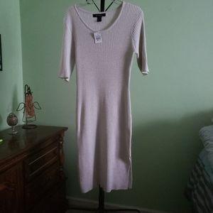 Ashley Stewart sweater dress